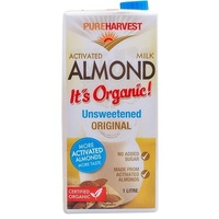 Pure Harvest Organic Almond Milk