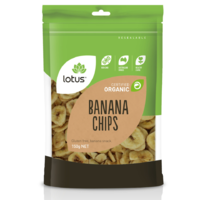 Lotus Organic Banana Chips