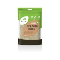 Lotus Organic Royal White Quinoa 300g