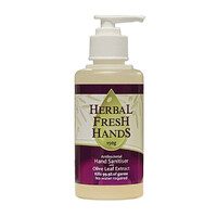 Herbal Hand Sanitiser 190g