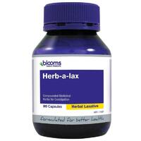 Blooms Herb-a-lax 90c