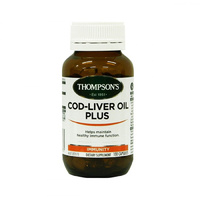 Thompson's - Cod-Liver Oil Plus 100c