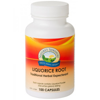 Herbal Capsules - Liquorice Root