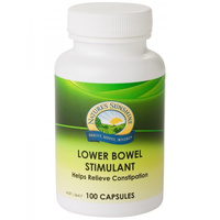 Herbal Combination Capsules - Lower Bowel Stimulant