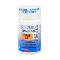 Tissue Salts - Ferr Phos First Aid