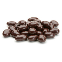 DALBY AREA ONLY Dark Choc Almonds 200g