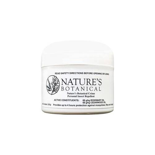 Nature's Botanical Insect Repellent Cream 50g