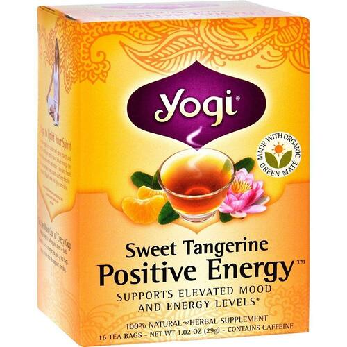 Yogi Positive Energy Tea